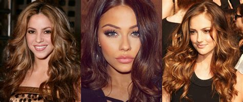Brunette Hair Colors Fullest Chart