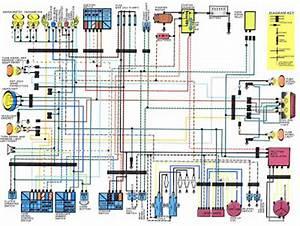 Honda Cb650sc Nighthawk Motorcycle Wiring Diagram