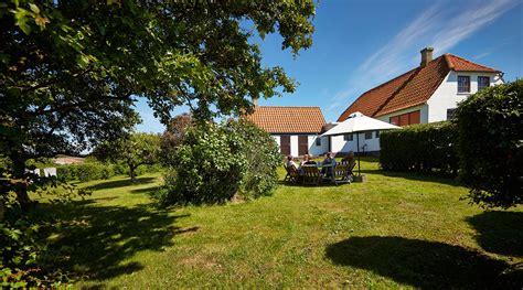 Ferienhaus Mieten In Dänemark  Insel Avernakø