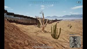 PUBG | Desert Map Miramar | The Wall - YouTube