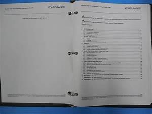 Konecranes Xn10 Chain Hoist Operators Manual