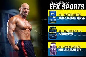 Efx Sports  U0026 Eric Broser U0026 39 S 9 Week Maximum Muscle Trainer