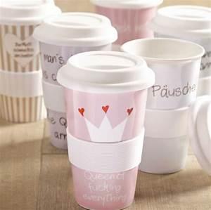 Porzellanbecher To Go : kaffee to go becher porzellan k chen kaufen billig ~ Orissabook.com Haus und Dekorationen