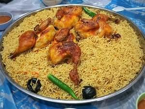 Dammamiyah Kabsa at Madhina Restaurant, Dammam – Food with ...