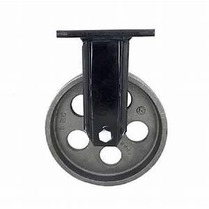 Roulettes Industrielles Anciennes : roulette industrielle ancienne en fonte diam tre 200 mm ~ Teatrodelosmanantiales.com Idées de Décoration