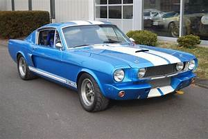 1966 Ford Mustang Shelby GT350 Rally Car WR Showroom