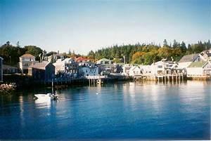 Castine, Maine - also: Belfast, Bucksport, Penobscot Bay ...