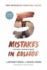 2017  The Graduate Survival Guide  5 Mistakes You Can U0026 39 T