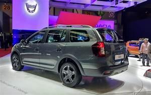 Dacia Logan Mcv Stepway 2017 : geneva 2017 logan mcv stepway este vedeta din standul dacia foto headline ma ini noi ~ Maxctalentgroup.com Avis de Voitures