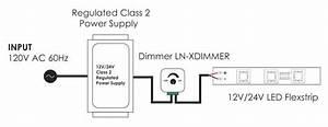 Led Mini Dimmer Ln-xdimmer-1ch