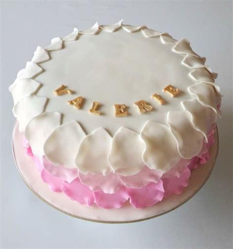 decorazioni torte pasta di zucchero fiori 1001 idee per torte di compleanno per bambini immagini