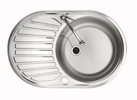 rond evier rond Inox