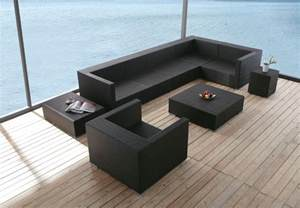 outdoor lounge sofa koro outdoor sofa set modern outdoor lounge sets los angeles by iris furniture