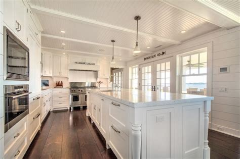 Beadboard Ceiling Kitchen : Kitchen With Beadboard Ceiling