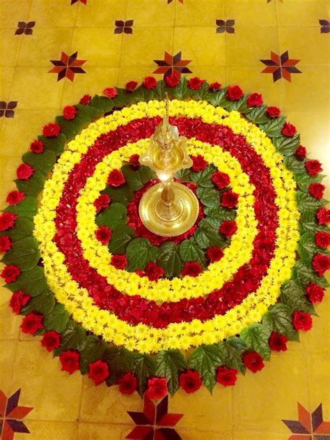 pookolam poo kolam flowerrangoli flower rangoli