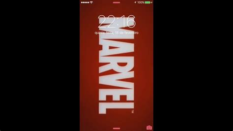 Wallpaper Com Live Photo Da Marvel