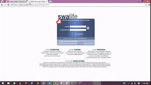 Swalife Login Page - South West Airlines Login Page
