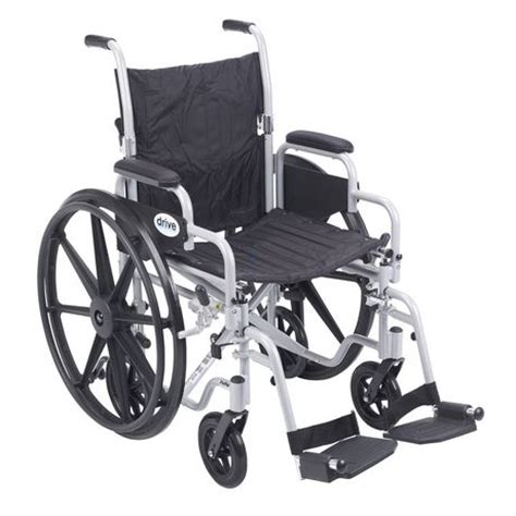 Transport Chair Walmart Canada by Drive 18 Inch Poly Fly Light Weight Transport