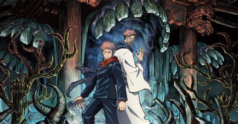 jujutsu kaisen anime  heading  crunchyroll
