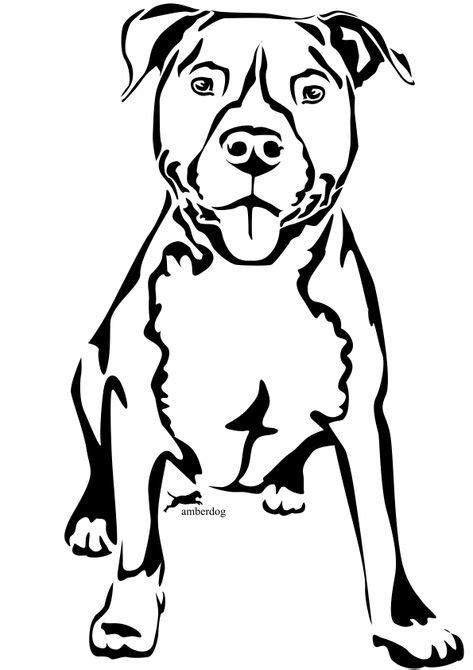 28 Pitbull ideas | pitbull tattoo, pitbull drawing, pitbulls