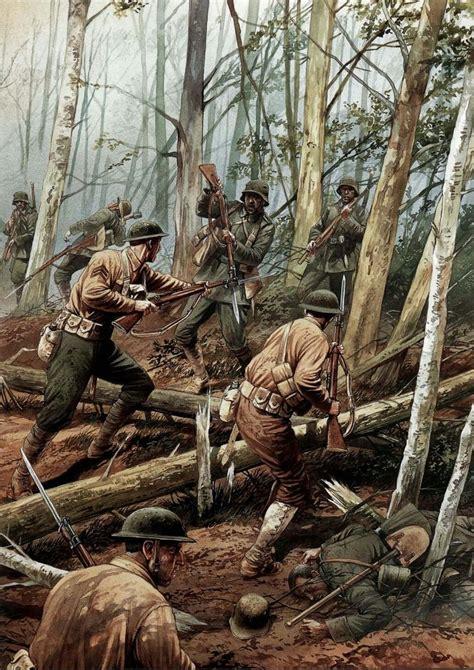 usmc belleau wood  click  image  enlarge war