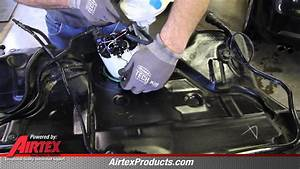 How To Install Fuel Pump Assembly E3819m In A 2009