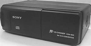 Sony -- Cdx-606