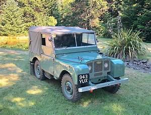 Land Rover Serie 1 : 1949 land rover series 1 for sale 2176145 hemmings motor news ~ Medecine-chirurgie-esthetiques.com Avis de Voitures