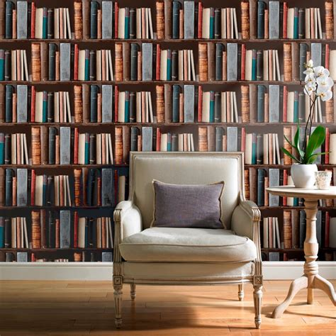 Green And Red Kitchen Ideas - library bookcase wallsorts
