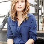 arielle kebbel workout routine sophia bush bra size age weight height measurements