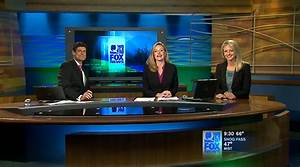 Seattle Fox moves to temp set - NewscastStudio