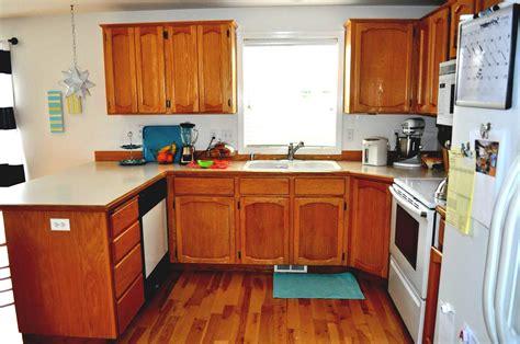 Tiny U Shaped Kitchen Best Decorating  Homelkcom