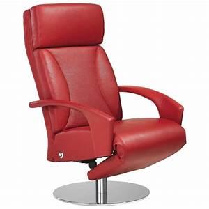 Relaxsessel Rot Leder : relaxsessel in leder rot sessel polsterm bel wohnzimmer produkte ~ Markanthonyermac.com Haus und Dekorationen