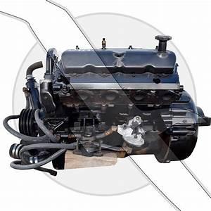7 3l 444ci Ford Mercruiser Navistar Diesel Engine Motor