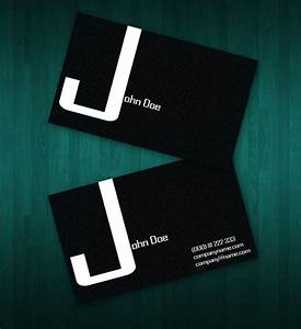 15 two sided business card templates free diy With 2 sided business cards templates free
