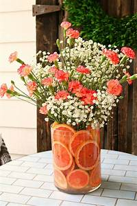 Diy, Fruit, U0026, Floral, Arrangement