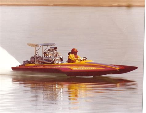 Drag Boat Racing Ontario by Odena