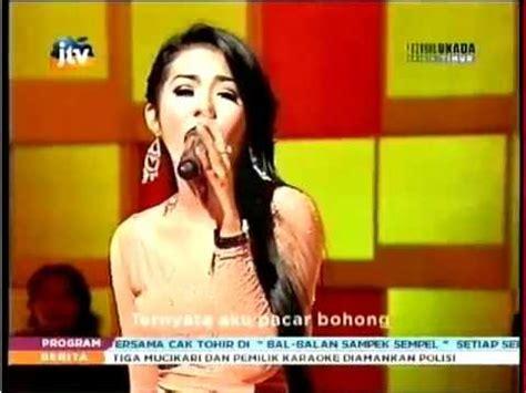 not lagu pergi pagi pulang pagi stasiun dangdut jtv kelangan voc yuni ayunda mp3