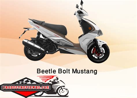 Beetle Bolt Mustang Motorcycle Price In Bangladesh