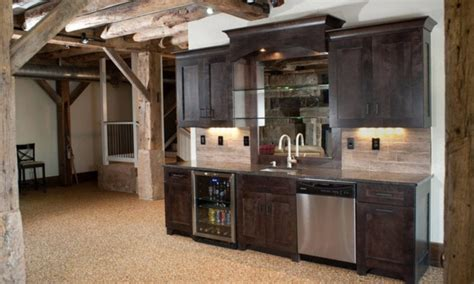Basement Kitchen Bar by Bar Designs For Small Spaces Loccie Better Homes Gardens
