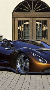 Wallpaper Ronn Motors Scorpion, supercar, sports car