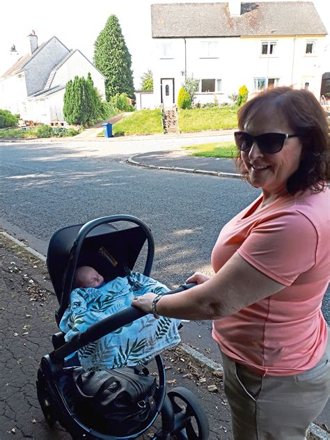 Meet the Instagran: Linda Drummond, 62, Renfrewshire - The ...