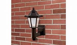 Argos Outdoor Lights Buy Argos Home Solar Wall Light Outdoor Wall Lights And