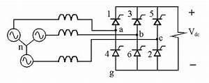 3 Phase Bridge Inverter Circuit Diagram