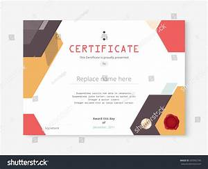 international conference certificate templates - diploma certificate template design international print