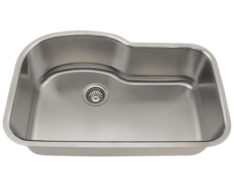 one bowl kitchen sink 346 offset single bowl stainless steel sink