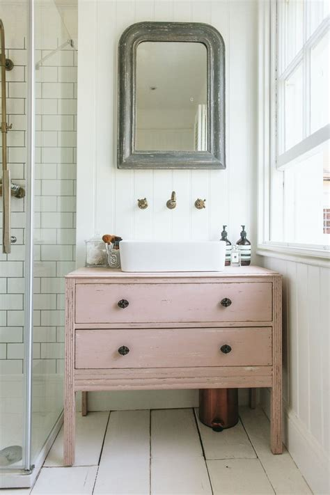shabby chic white bathroom vanity 25 best chic bathrooms ideas on country chic