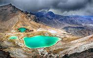 New Zealand Tongariro National Park