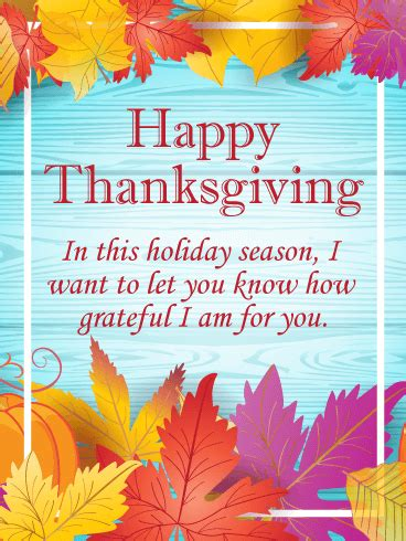 thanksgiving cards happy thanksgiving