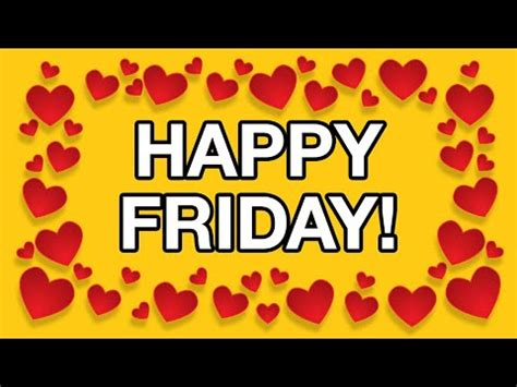 happy friday  greeting cards funny flash animation